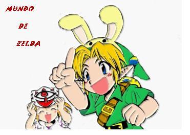 ¡ Bienvenidos al maravilloso Mundo de Zelda !